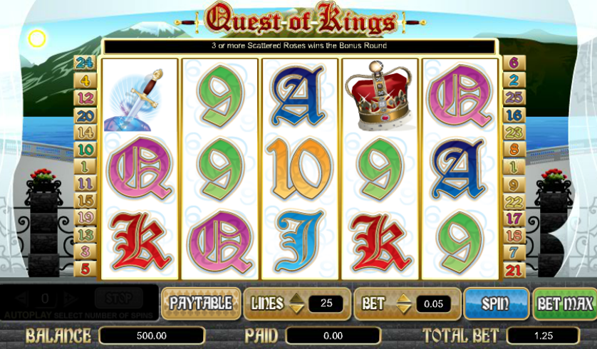 Quest of Kings Free Slots.png