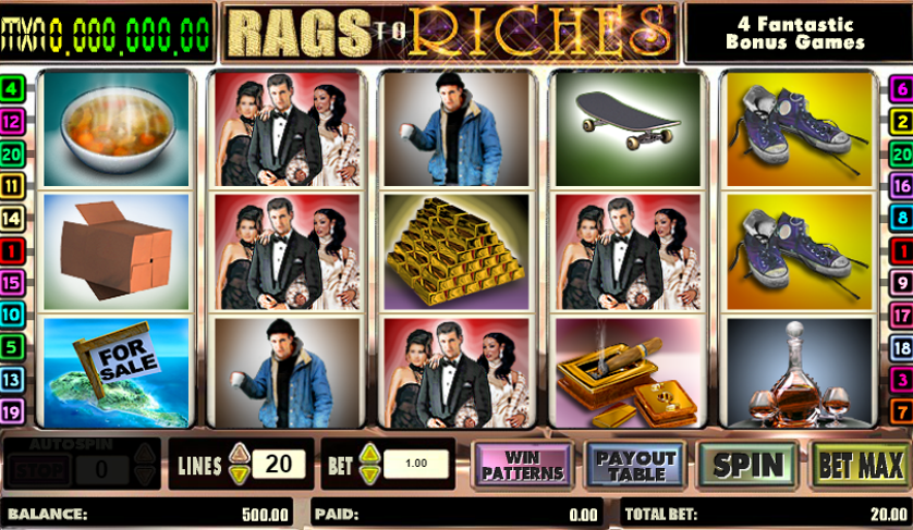 Rags to Riches Free Slots.png