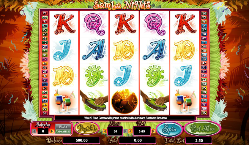 Samba Nights Free Slots.png