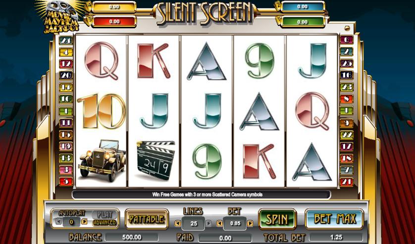 Spiele Silent Sceen - Video Slots Online
