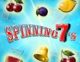 Spinning 7's