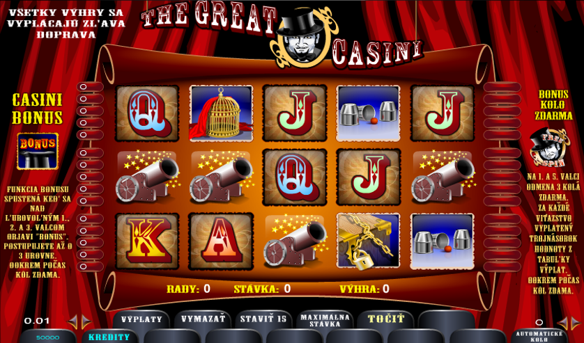 The Great Casini Free Slots.png