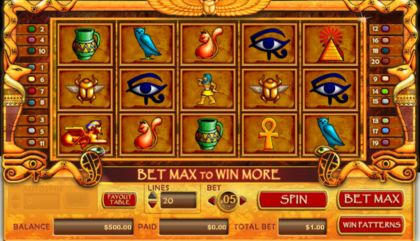 Treasure of Isis Free Slots.png