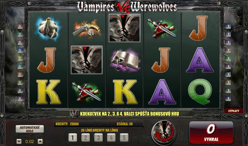 Vampire VS Werewolves Free Slots.png