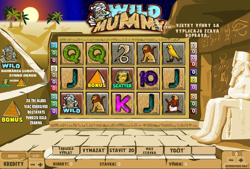 Wild Mummy Free Slots.png