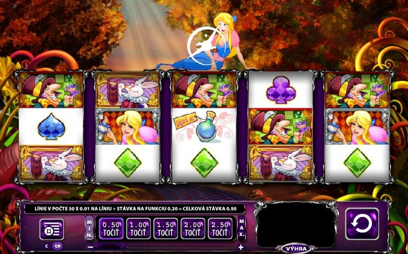 Alice and the Mad Tea Party Free Slots.jpg