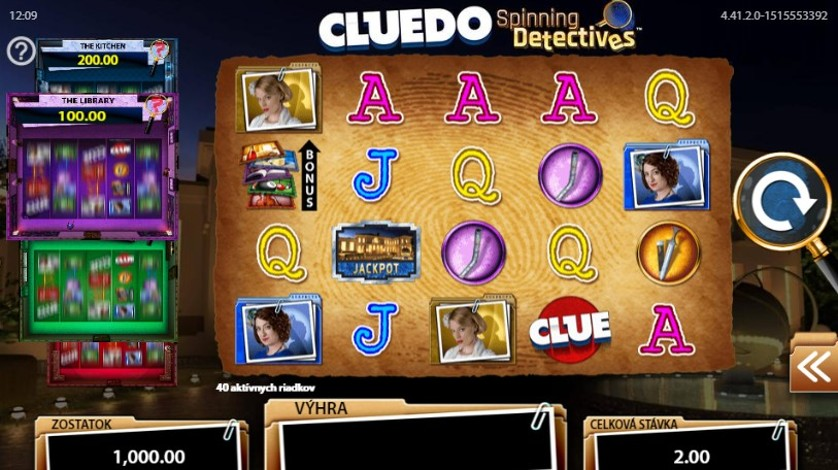Cluedo Spinning Detectives Free Slots.jpg
