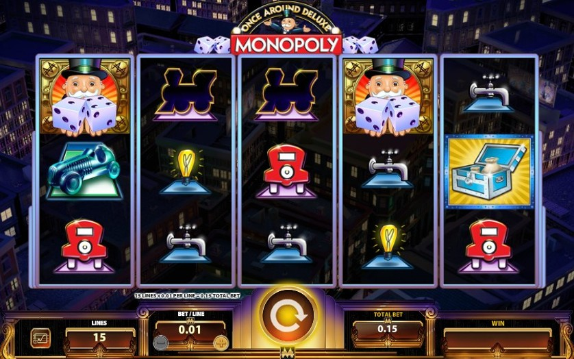 Monopoly Once Around Deluxe Free Slots.jpg