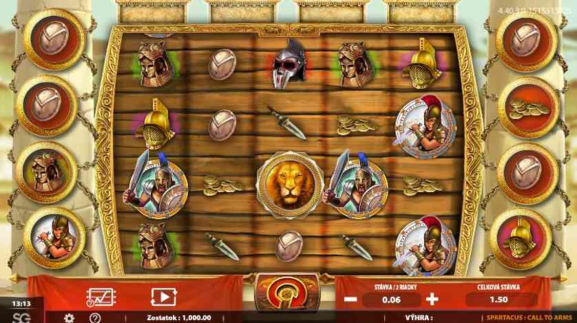 Spartacus Call to Arms Free Slots.jpg