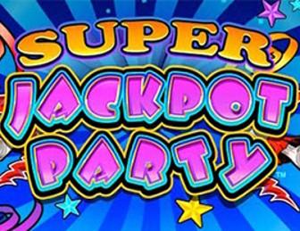 Super Jackpot Party recenze
