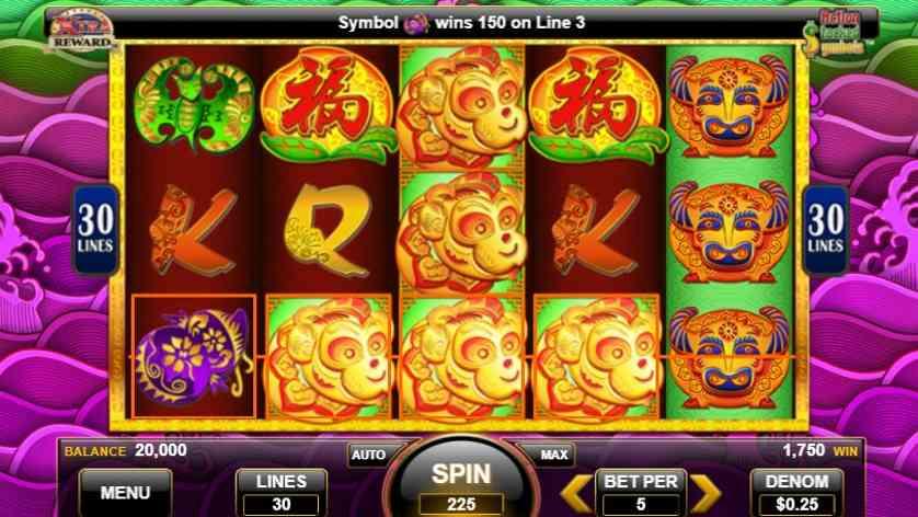 Wealthy Monkey Free Slots.jpg