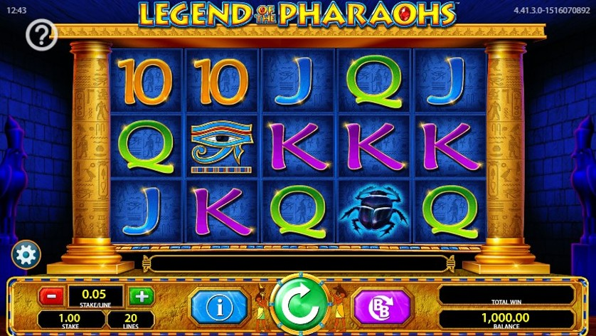 Legend of The Pharaohs Free Slots.jpg