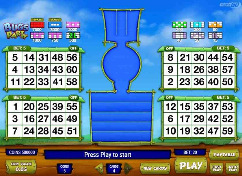 Bugs Party Free Slots.jpg