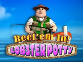 Reel 'em In Lobster Potty