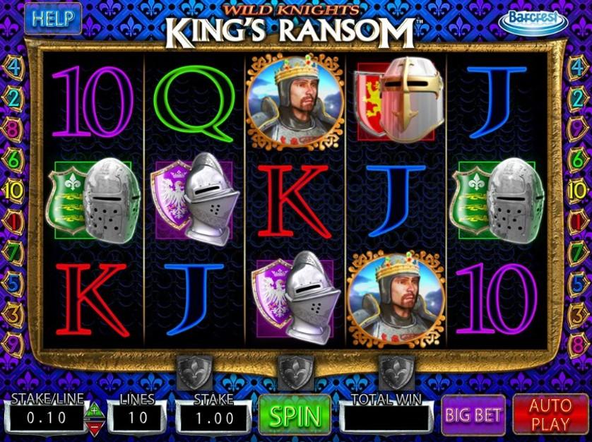 Wild Knights King's Ransom Free Slots.jpg