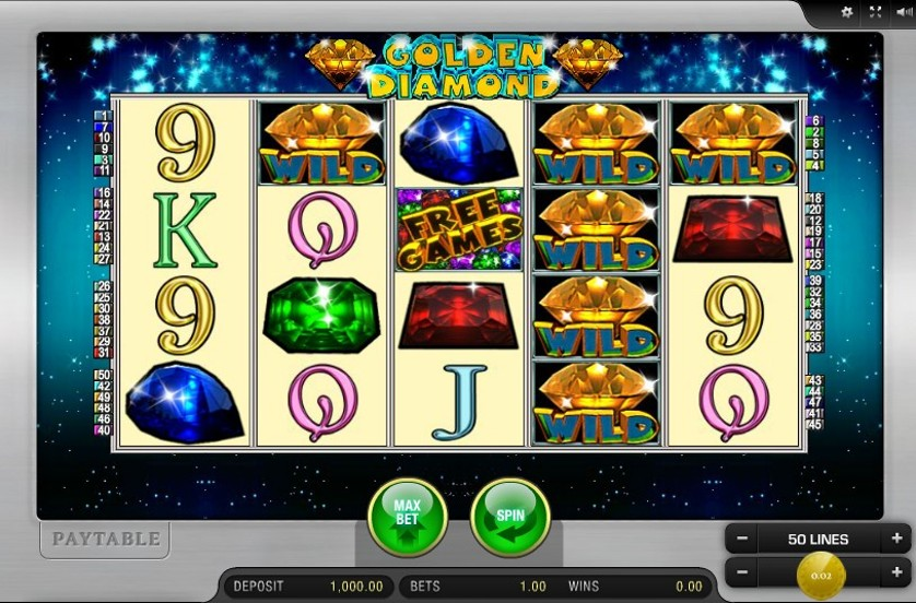 Golden Diamond Free Slots.jpg