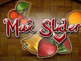 Max Slider