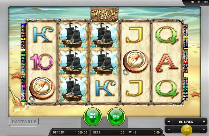 Treasure Bay Free Slots.jpg