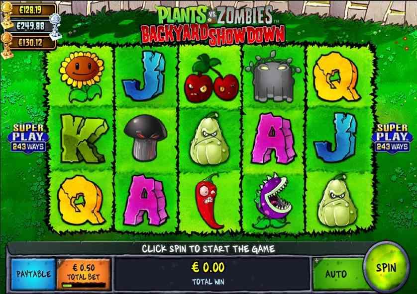 Plants vs Zombies Backyard Showdown Free Slots.jpg