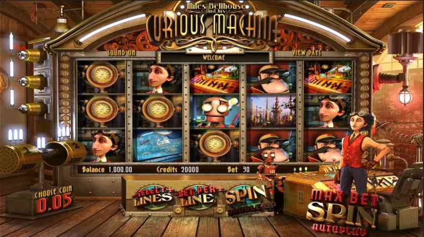 The Courious Machine Free Slots.jpg