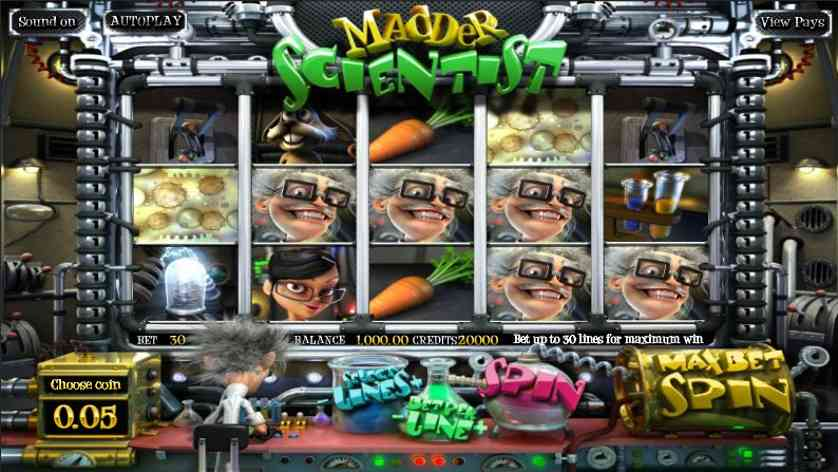Madder Scientist Free Slots.jpg
