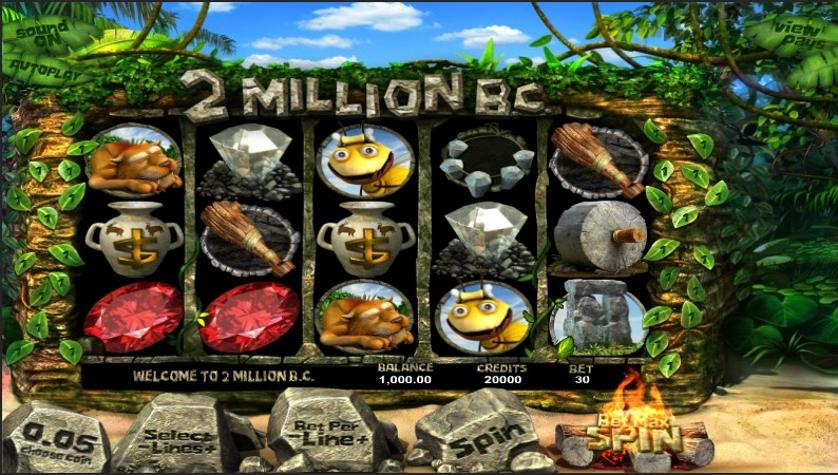 2 Million B.c. Free Slots.c
