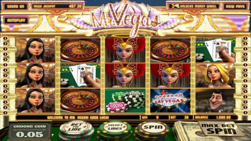 Mr Vegas Free Slots.Vegas