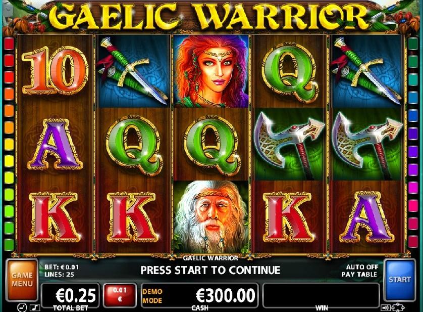 Gaelic Warrior Free Slots.jpg