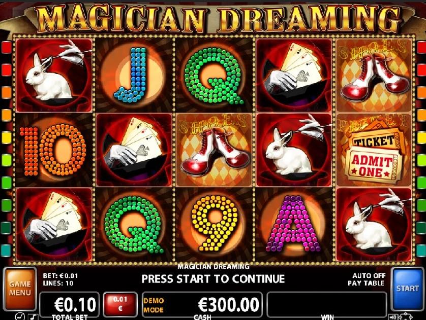 Magician Dreaming Free Slots.jpg