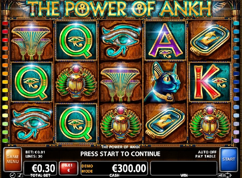 The Power of Ankh Free Slots.jpg