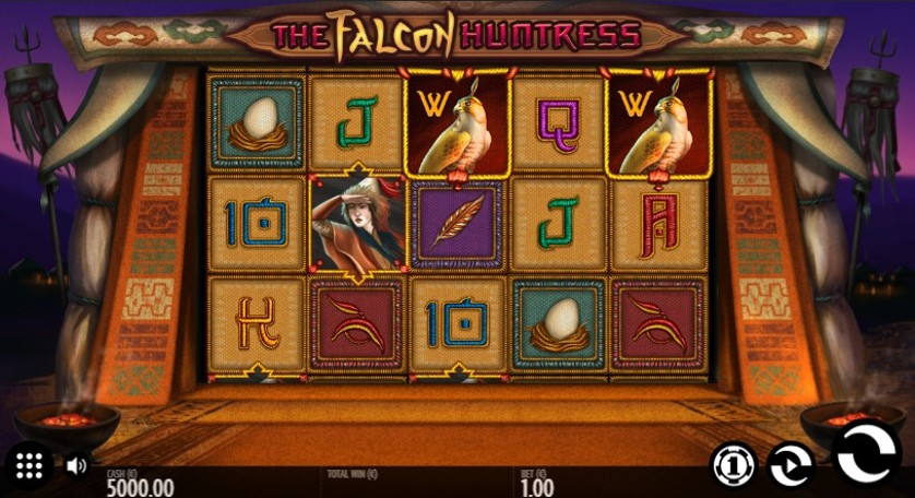 The Falcon Huntress Free Slots.jpg