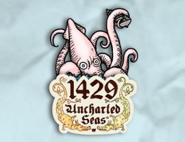 1429 Uncharted Seas®
