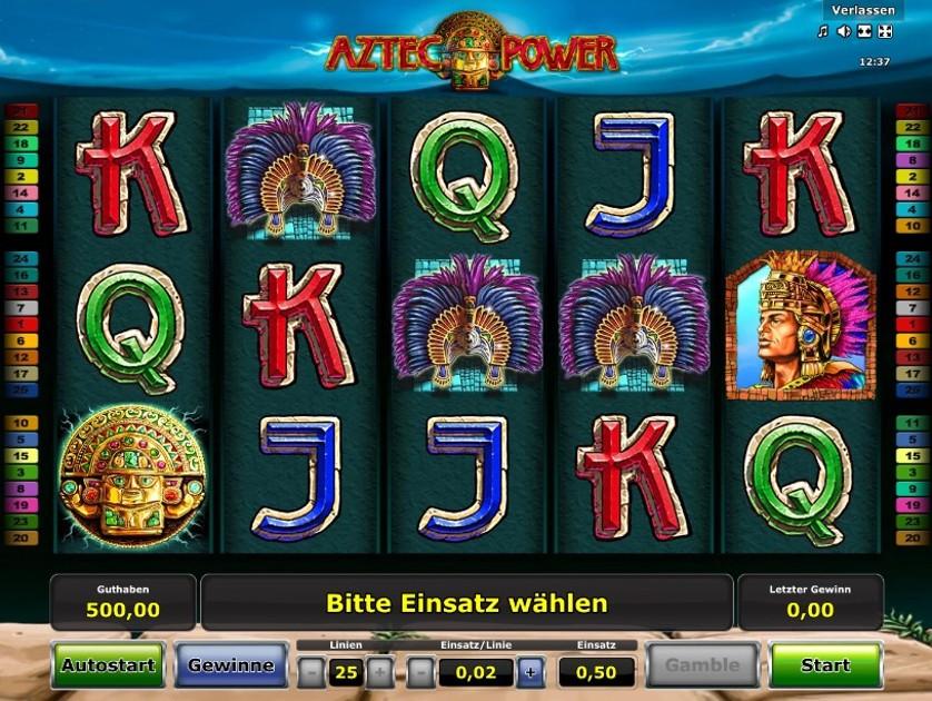 Aztec Power Free Slots.jpg