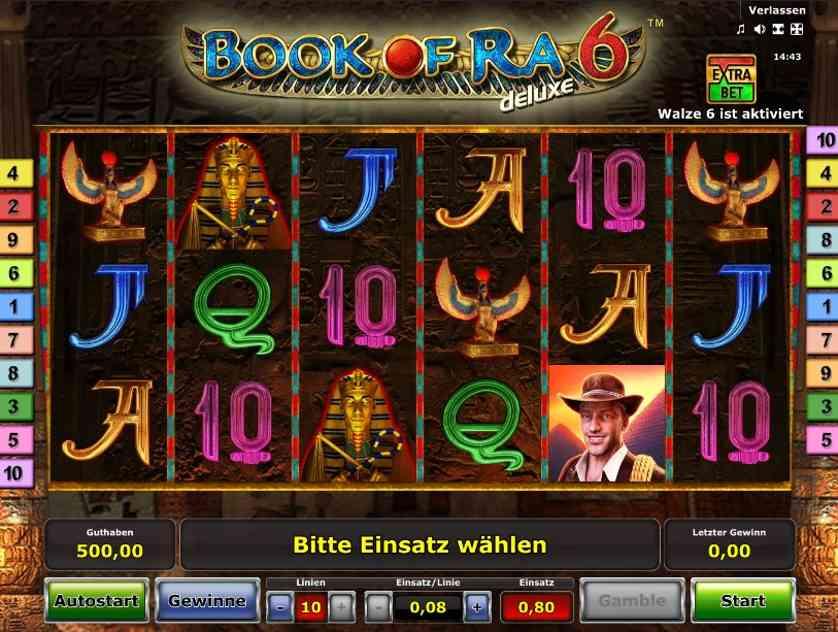 Book Of Ra Demo Game
