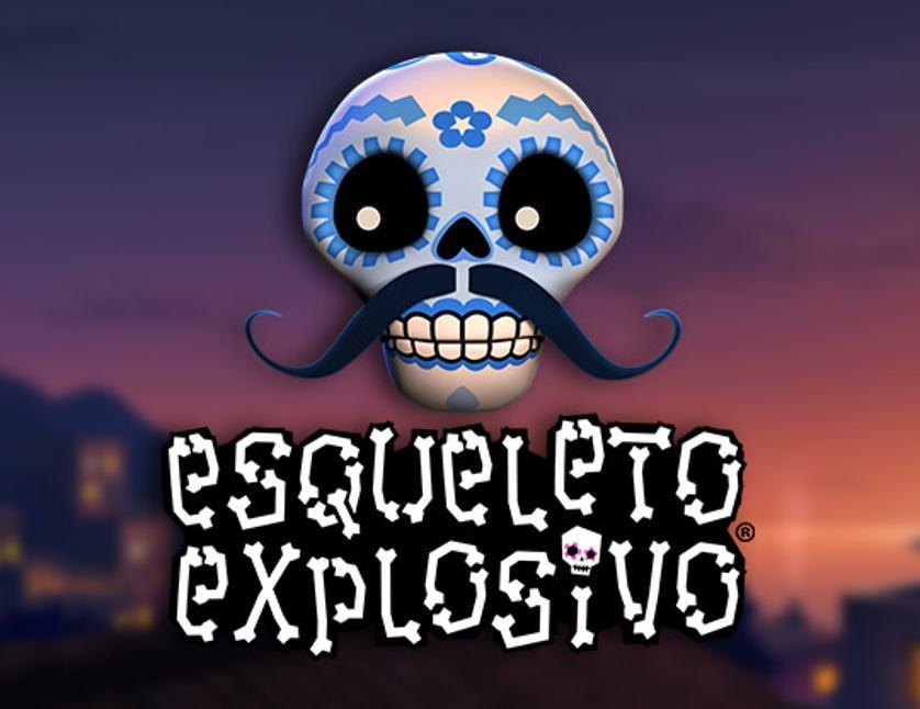Взрывающийся скелет