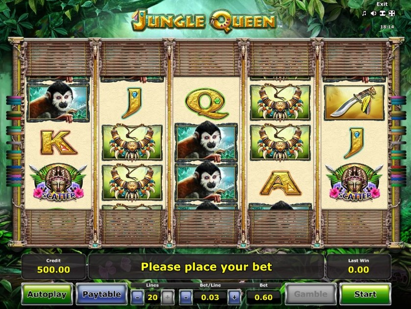 Jungle Queen Free Slots.jpg