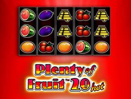 Plenty of Fruit 20 Hot