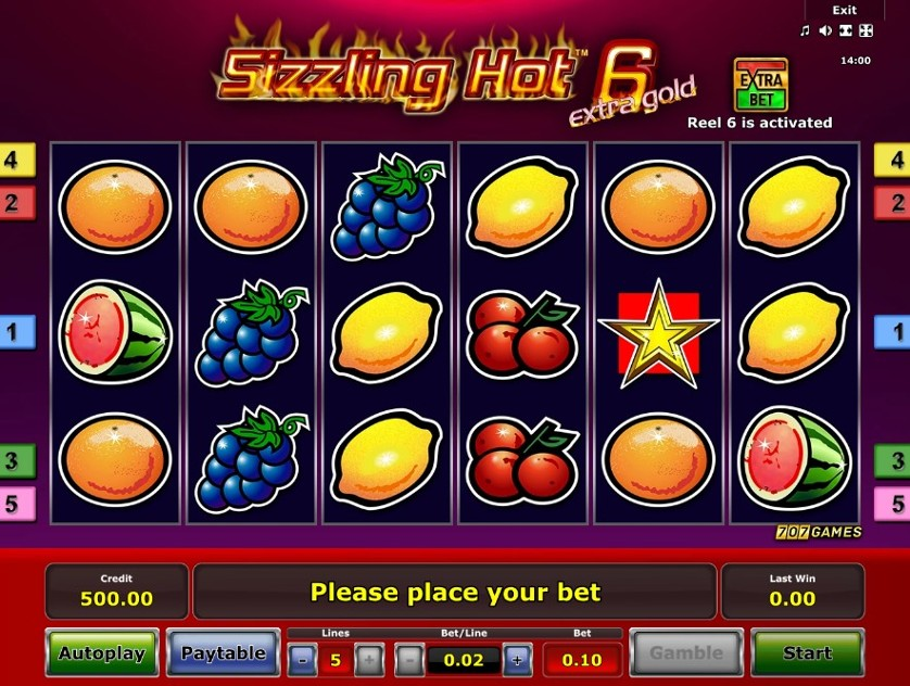 Sizzling Hot 6 Extra Gold Free Slots.jpg