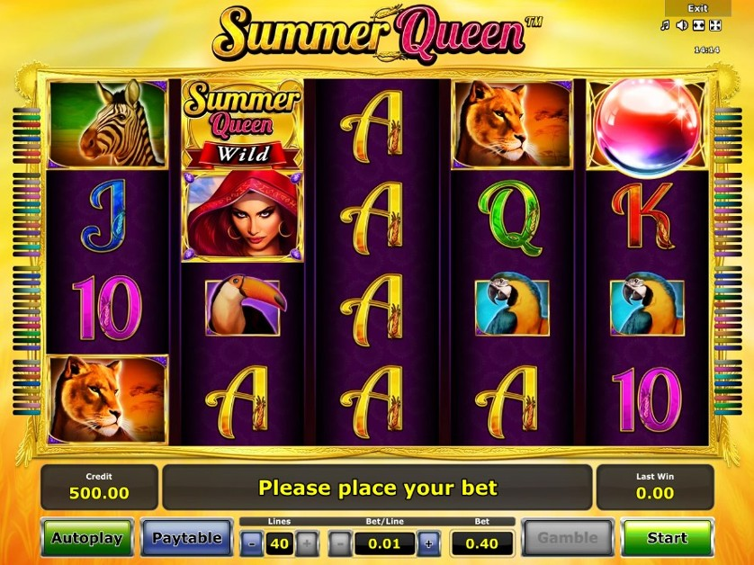 Summer Queen Free Slots.jpg