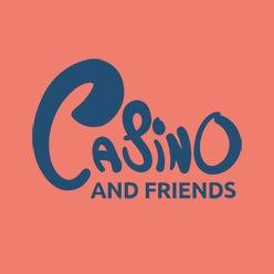 Casino and Friends Logo
