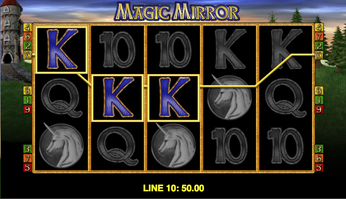 Magic Mirror Win