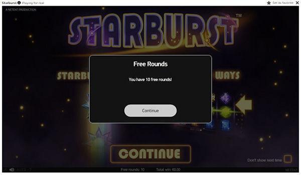Test Casino Bonuses