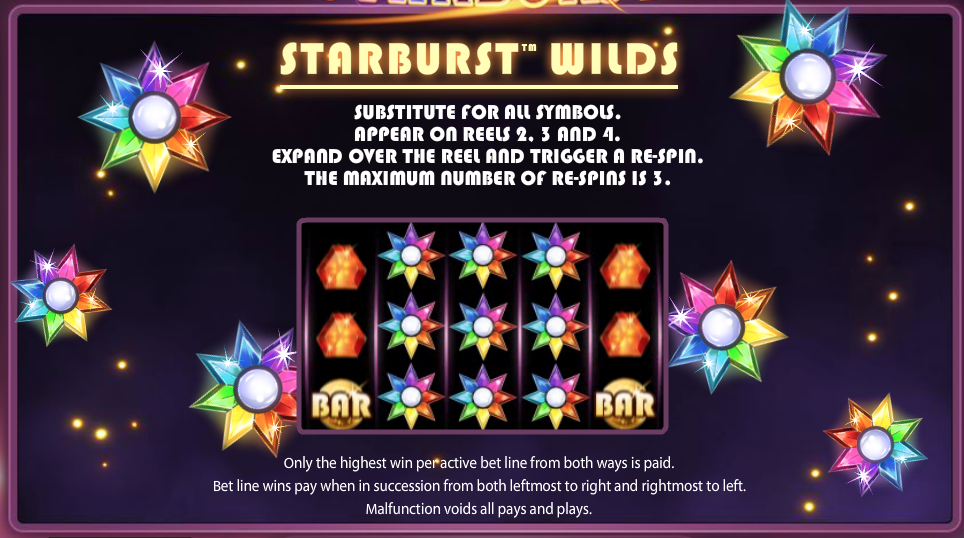 Starburst Wilds