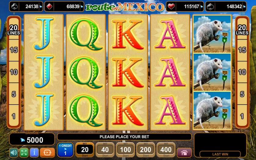 Route of Mexico Free Slots.jpg