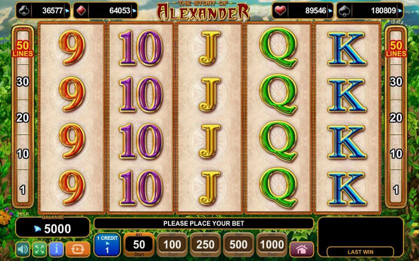 The Story of Alexander Free Slots.jpg