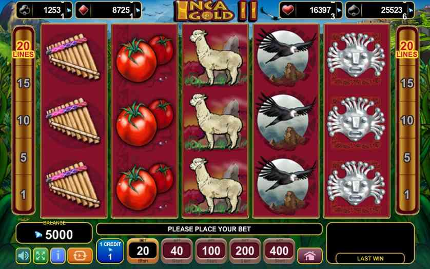 Inca Gold II Free Slots.jpg