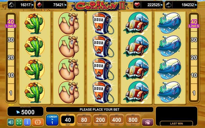 Oil Company II Free Slots.jpg