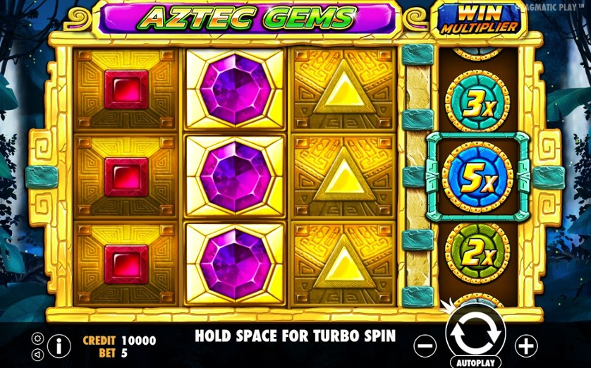 Spiele Aztec Gems - Video Slots Online