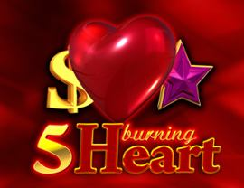 5 Burning Hearts