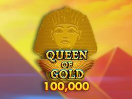 Queen of Gold Scratchcard